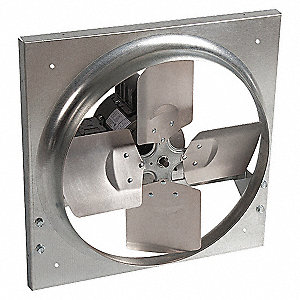 EXHAUST FAN,12 IN,115/230V