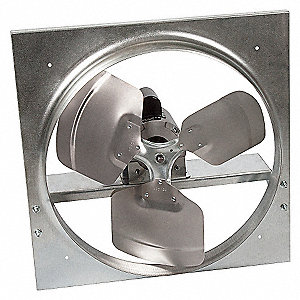 EXHAUST/SUPPLY FAN, 20 IN