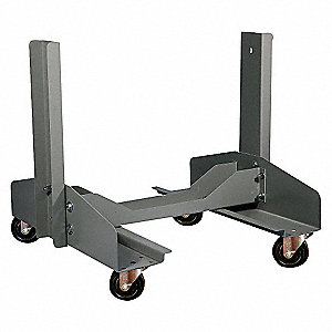 ROLL ABOUT FLOOR STAND,STEEL