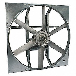 EXHAUST FAN,30 IN,LESS DRIVE PKG