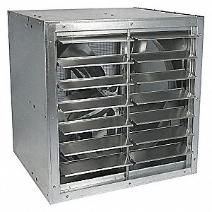 CABINET EXHAUST FAN,48 IN,208