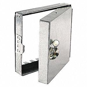 HINGED DUCT ACCESS DOOR,12 IN.,SQ