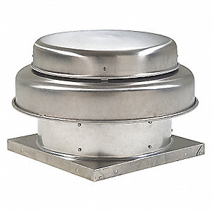 EXHAUST VENTILATOR,20 IN,208