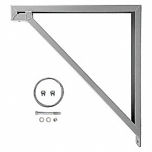 WALL MOUNTING BRACKET,STEEL