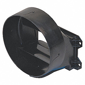 ROUND DUCT CONNECTOR,6 IN.