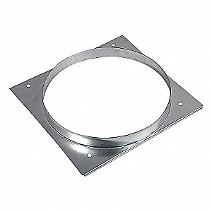 ROUND DUCT CONNECTOR,8 IN.