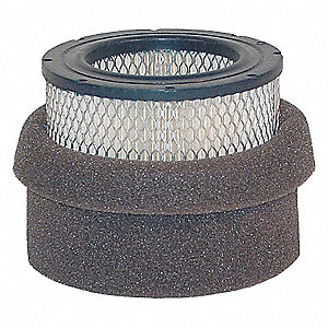 FILTER ELEMENT POLY W/PREFILTER