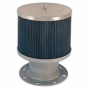 FILTER EXPOSED 6 IN FLANGE OUTLET