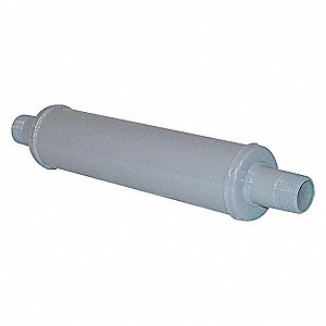 SILENCER ABSORPTIVE 1 IN MPT