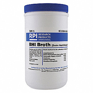 Brain Heart Infusion Broth,500g