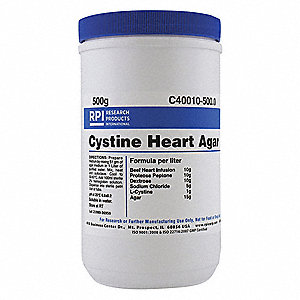 Cystine Heart Agar, Powder, 500g, 1 EA