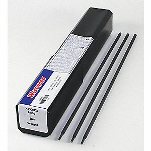 "14"" Hardcover Carton Welding Electrode with 1/8"" Dia. and HC480 AWS Classification"