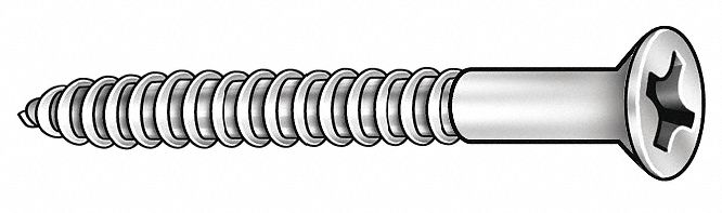 #10 x 1//2 Wood Screw Slotted Round Head Low Carbon Steel Zinc Plated Pk 100