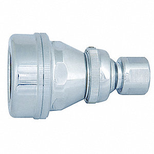 Shower Head, For Use With Bradley Safety Showers & Eyewashes