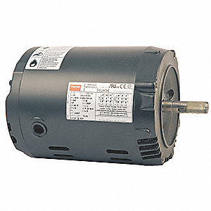 DAYTON 3-Phase Open Dripproof Face-Mount General Purpose AC Motors