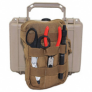 Tactical IED Kit,Coyote Brown
