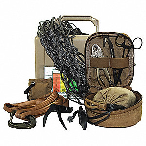 Tactical Remote Pull Line,Brown