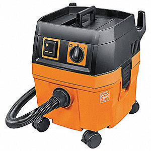 6 gal. Industrial/Commercial/DIY 7 Wet/Dry Vacuum, 9 Amps, Standard Filter Type
