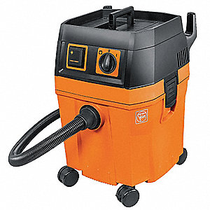 8-1/2 gal. Industrial/Commercial/DIY 7 Wet/Dry Vacuum, 9 Amps, Standard Filter Type