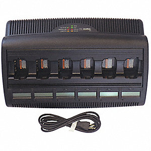 Multi Unit Charger,6 Units,90 to 265VAC