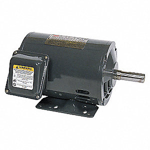MOTOR,3 HP,1750 RPM,143-5T,56HZ