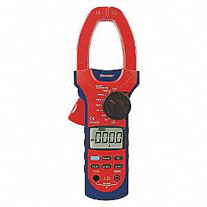 DIGITAL CLAMP ON METER,1000A,600V