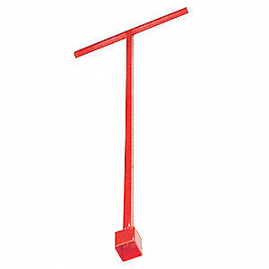 "2-1/4"" Operating Wrench, Length: 60"""