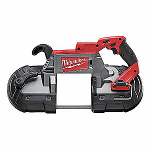 Cordless Band Saw, 18V, 4.0A/hr.