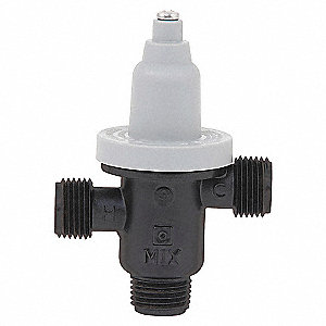 POINT-OF-USE VALVE 3/8IN COMP FITT