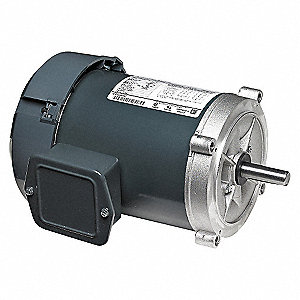 MOTOR,1,1730RPM,TEFC,143TC,60HZ,575