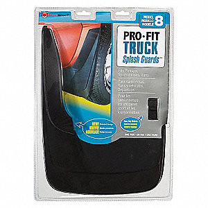 MUD GUARDS PRO-FIT 8 PR/1