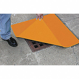 SPILL PROTECTOR DRAIN COVER-48X48