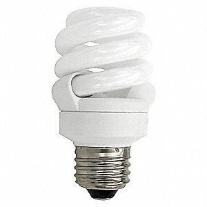SCREW-IN CFL,14W,NON-DIMM,2700K,2PK