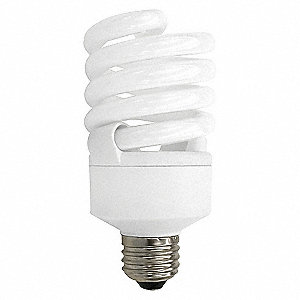 SCREW-IN CFL,23W,DIMM,2700K,2/PK