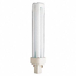 PLUG-IN CFL, 18W, NON-DIMM, 3500K