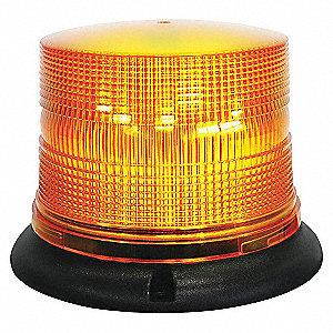 BEACON K-LED 50C FIXED 12V AMBER