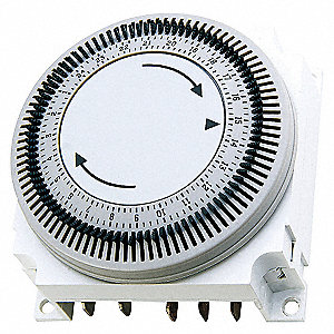 TIMER MODULE,MECHANICAL,1 POLE,SPDT