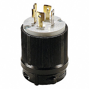 LOCKING PLUG,L14-20P,125/250V,2HP
