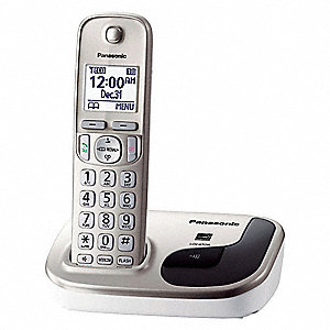 Telephone,Cordless,Chmpgn Gold,1 Handset