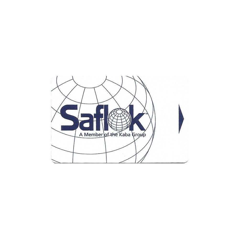 SAFLOK Keycard - 31NJ02|10100-600 - Grainger
