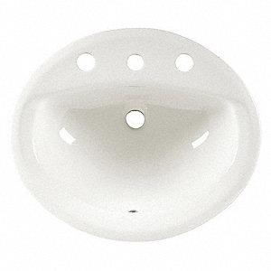 American Standard Vitreous China Counter Top Lavatory Sink