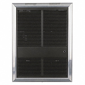 Markel Products 1500w Recessed Electric Wall Mount Heater 120v Ac 1 Phase 31tr51 E3323td Rp Grainger