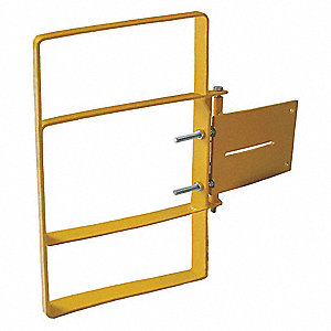 Adjustbl Sfty Gate,34to36-1/2in,2-1/2inW