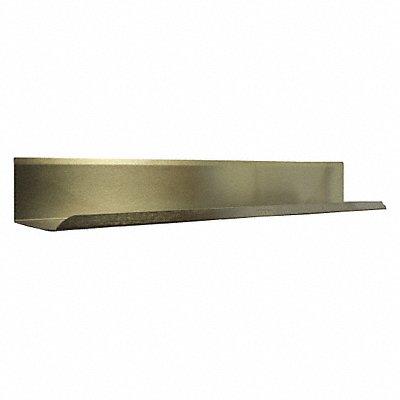 31TW58 - Accessory Tray Silver 20 W x 3 H