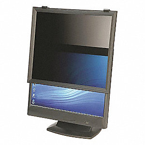 Privacy Filter,Framed,19 in. Monitor LCD