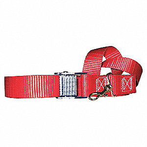 FLAG STRAP W/SNAP HOOK - 48 IN