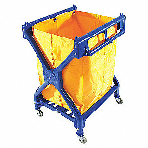 X-FRAME LAUNDRY CART