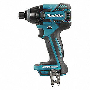 IMPACT 1/4IN 18V BRSHLESS TOOL ONLY