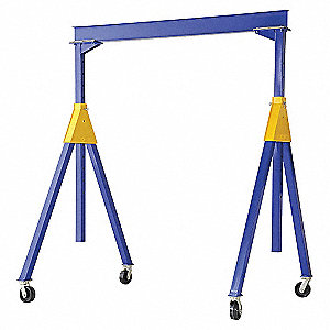 GANTRY STEEL KNOCK-DOWN 8K 10X16