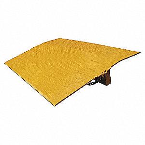 DOCKPLATE TRUCK STEEL 3090 LB 60X60